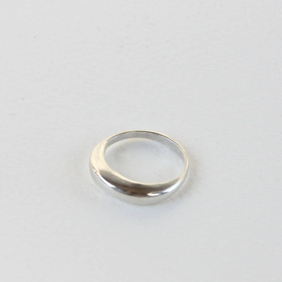 Saturday Ring - Sterling Silver