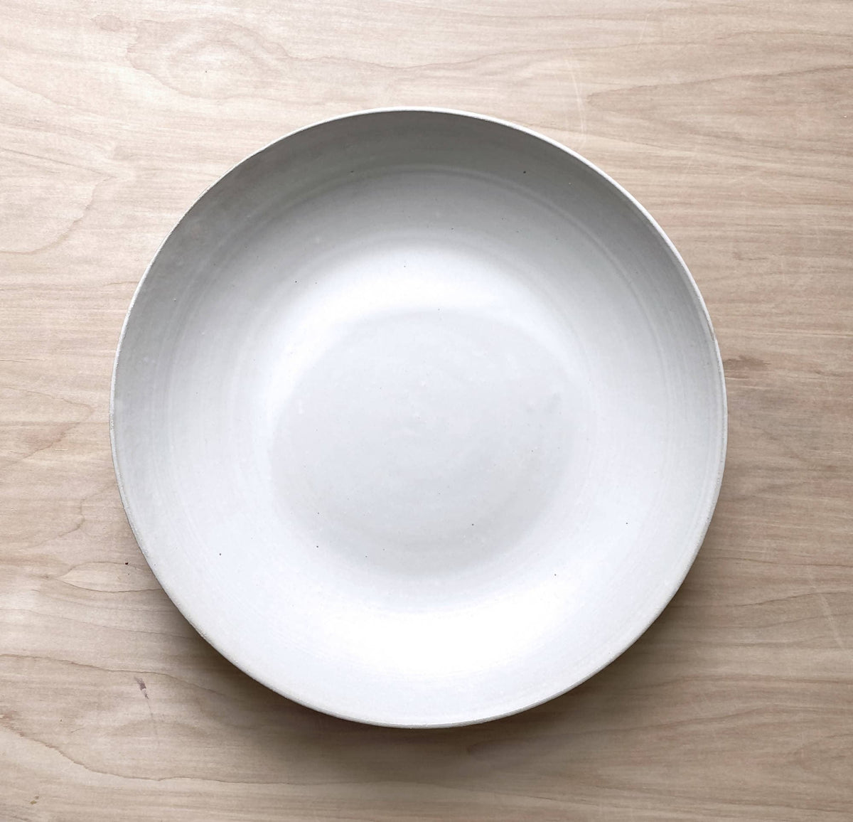 Large Serving Bowl (White)
