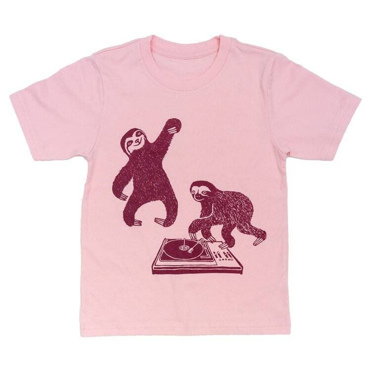 DJ SLOTHS - KID TEE