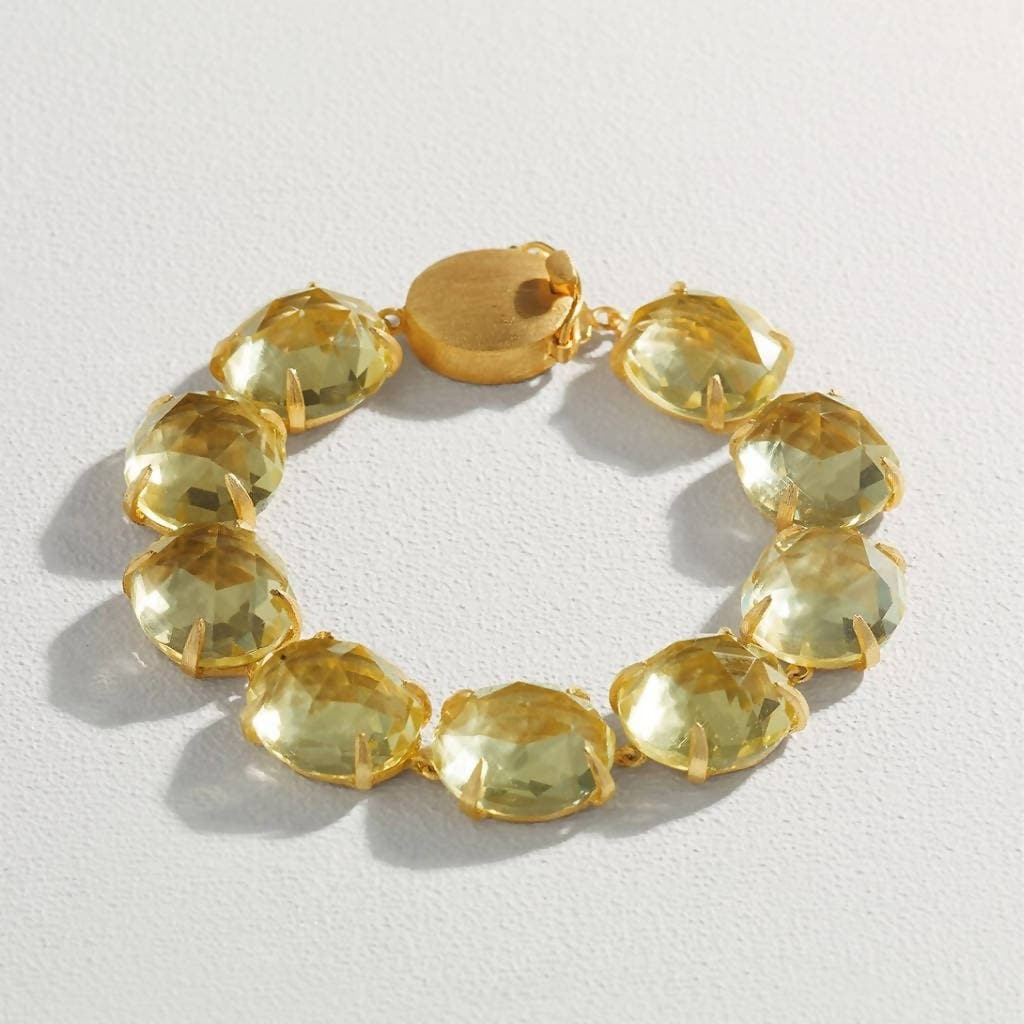 Noa bracelet - Vermeil on sterling