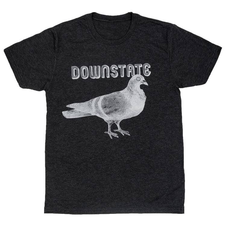 DOWNSTATE PIGEON - ADULT TEE