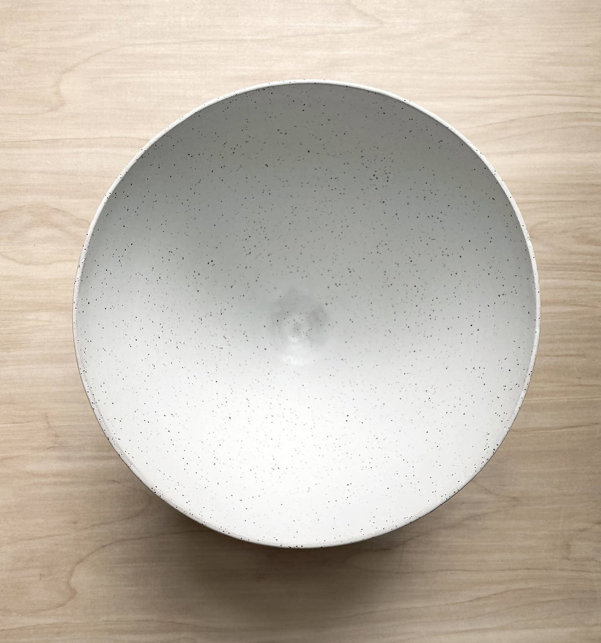 Large Stoneware Bowl (Sand)