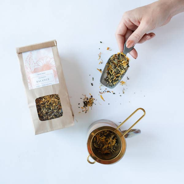 Herbal tea set