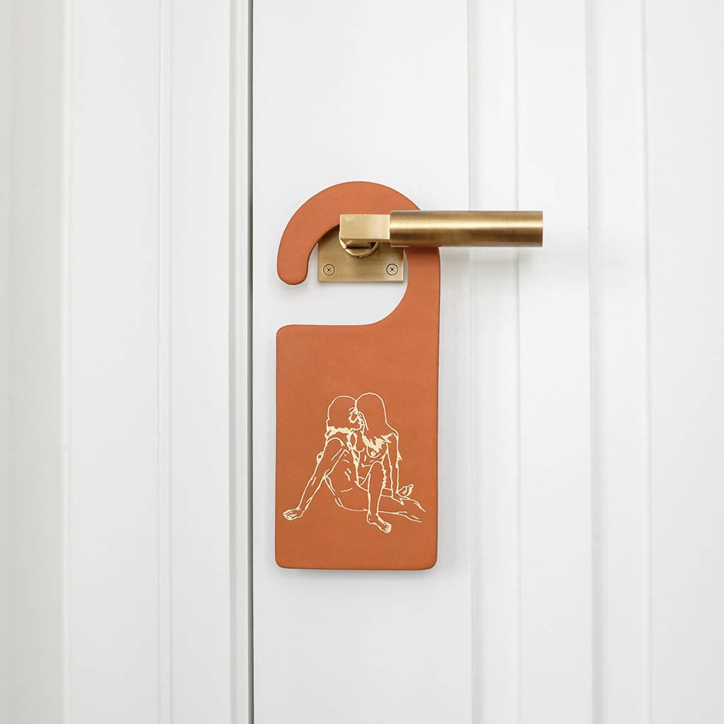 Tantric Door Tag