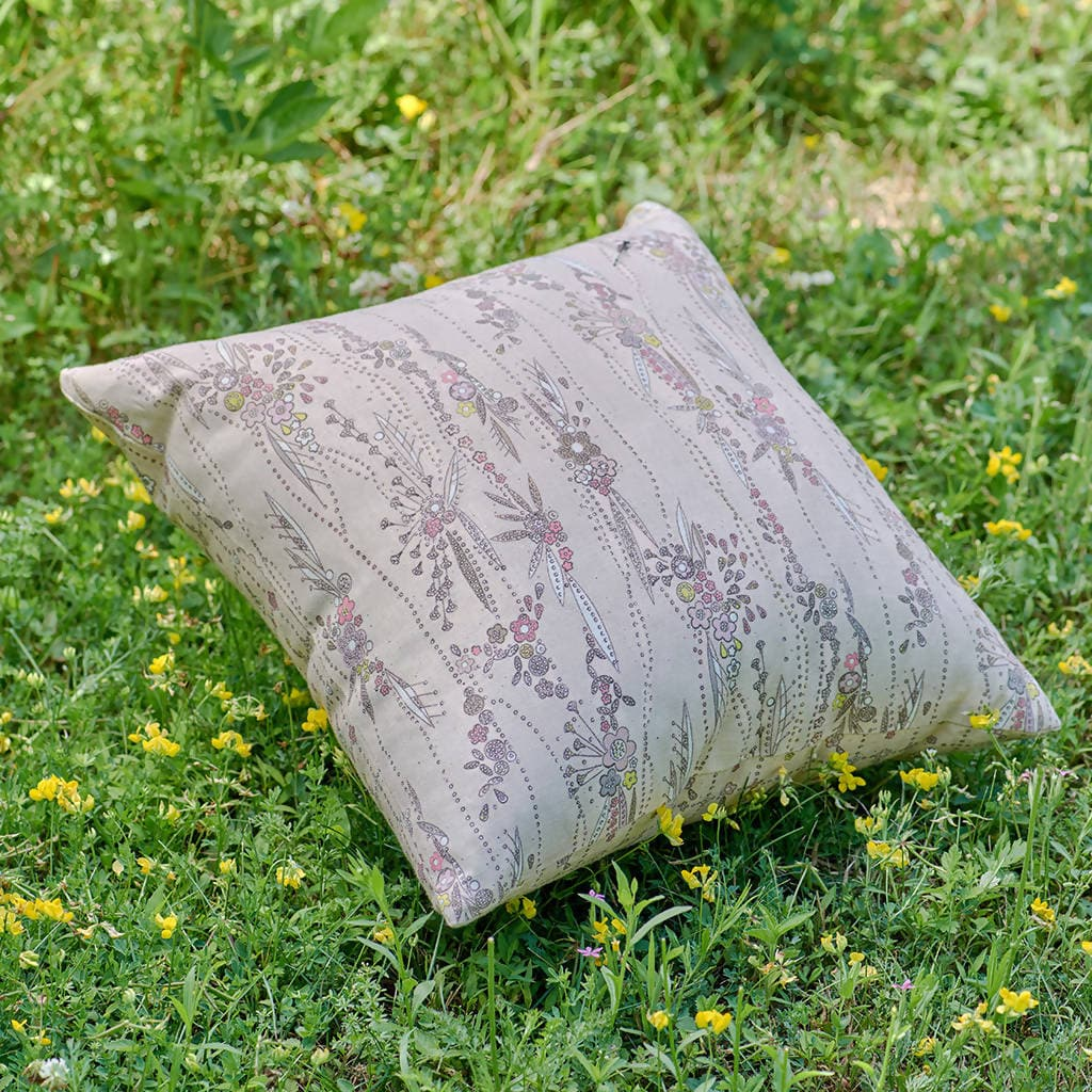 Garden Grow Linen by the yard