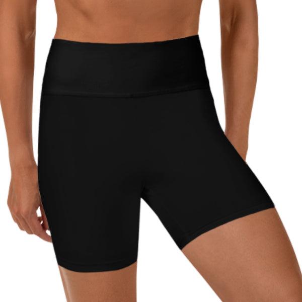 Yoga Shorts 5 Running Solid Colored - Animal Spandex