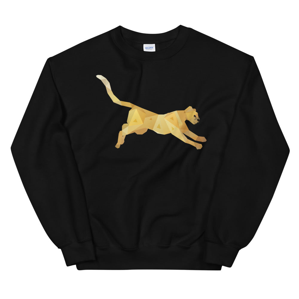 Cheetah Unisex Sweatshirt