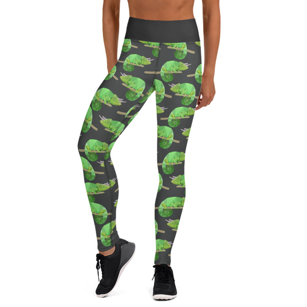 JACKSONS CHAMELEON WORKOUT LEGGINGS