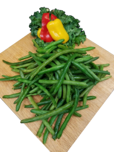 Green Beans (One Pound) - Prep'd Tulsa