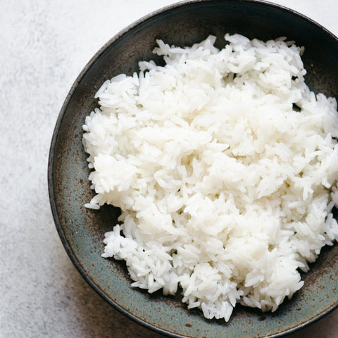 Jasmine Rice (One Pound) - Prep'd Tulsa