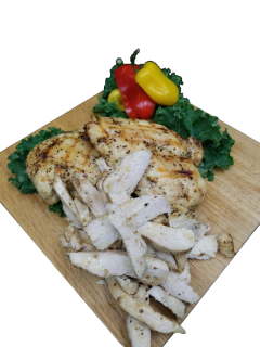 The Staple - Grilled Chicken Breast - Keto - Prep'd Tulsa