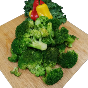 Broccoli (One Pound) - Prep'd Tulsa