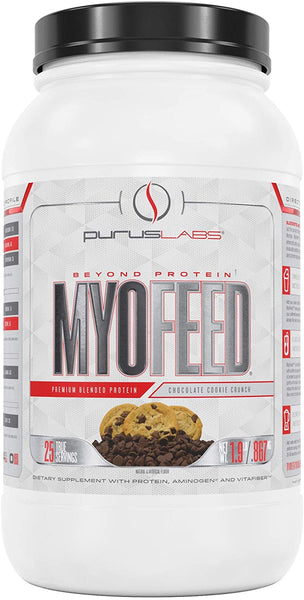 Prep'd Tulsa - Myofeed Chocolate Cookie Crunch