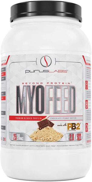 Prep'd Tulsa - Myofeed Chocolate Peanut Butter