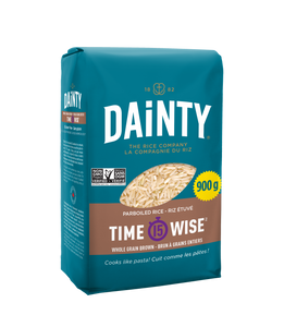 10 x - Time-Wise Brown Rice (15 mins) - 900g