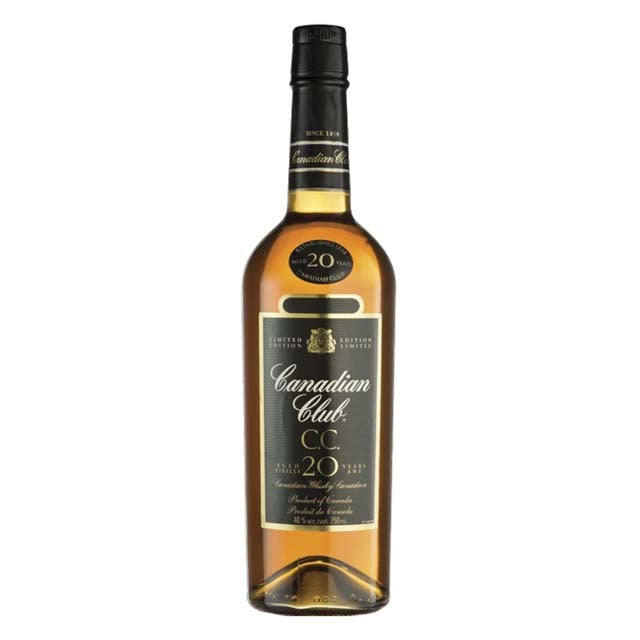 Canadian Club 20 YO Whisky 750ml