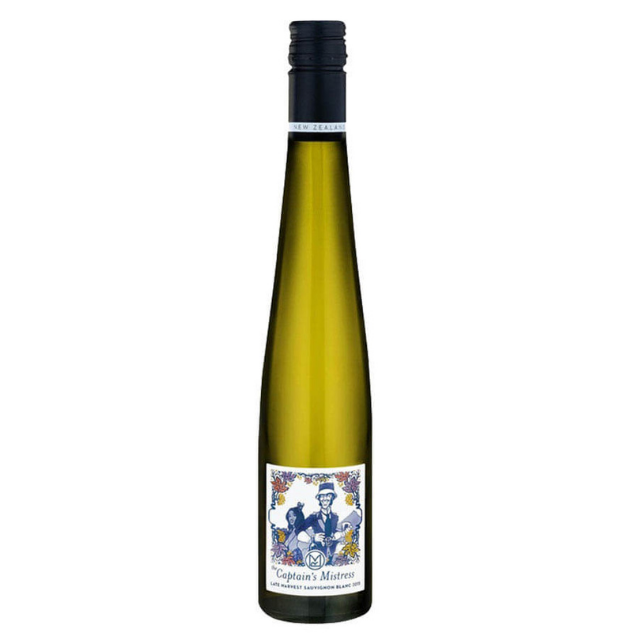 Mount Riley Captain's Mistress Late Harvest Sauvignon Blanc 375ml