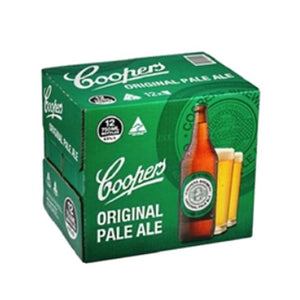 Coopers Original Pale Ale 12 x 330ml Bottles