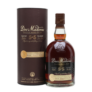 Dos Maderas Triple Aged Rum 700ml