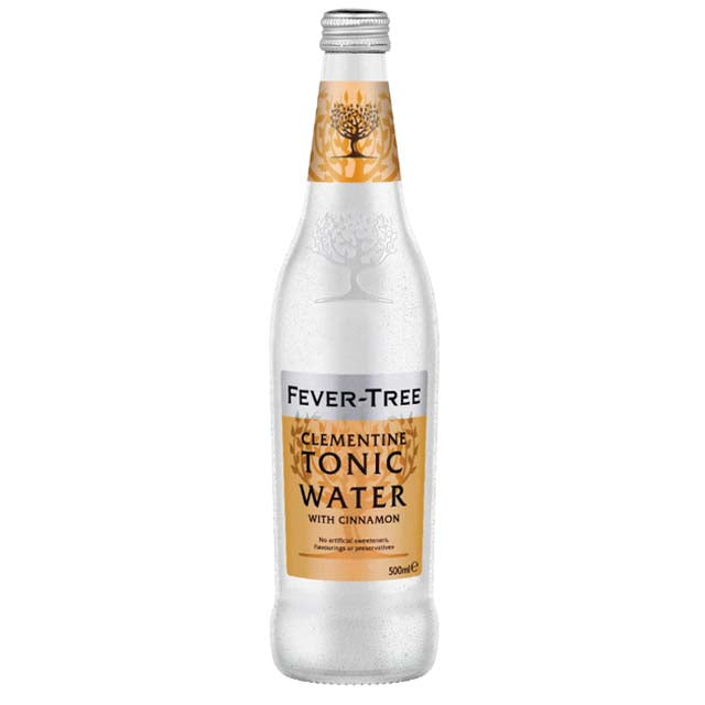 Fever-Tree Clementine Light Tonic Water 500ml