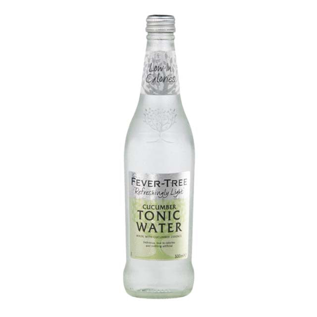 Fever-Tree Cucumber Light Tonic Water 500ml
