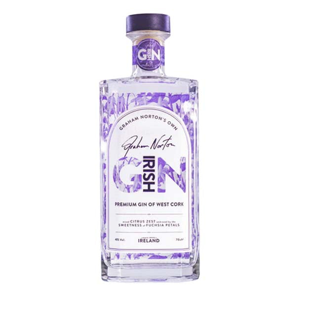 Graham Norton Irish Gin 700ml