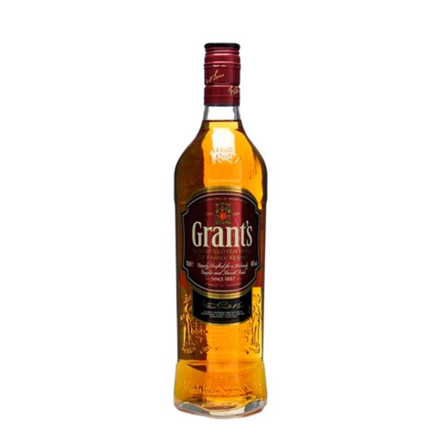 Grant's Blended Scotch Whisky 1 Litre