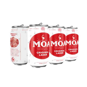 Moa Original Lager 6 x 330ml Cans