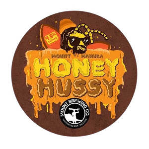 Mount Brewing Co. Honey Hussy Beer 6 x 330ml Cans