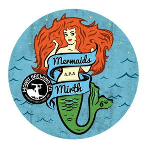 Mount Brewing Co. Mermaids Mirth APA 6 x 330ml Cans