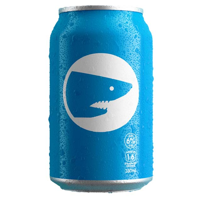 Part Time Rangers Great White Shark RTD 10 x 330ml Cans
