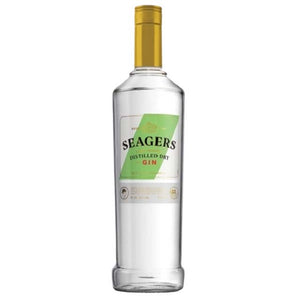 Seagers Lime Twisted Dry Gin 1 Litre