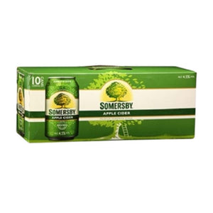 Somersby Apple Cider 10 x 330ml Cans