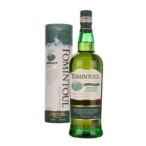 Tomintoul Single Malt 'With A Peaty Tang' Scotch Whisky 700ml