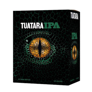 Tuatara IPA 6 x 330ml Bottles