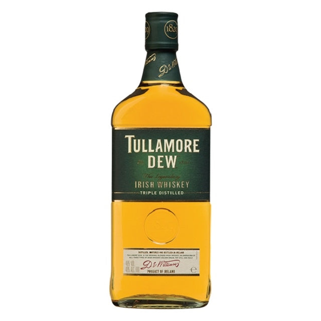 Tullamore Dew Irish Whiskey 1 Litre
