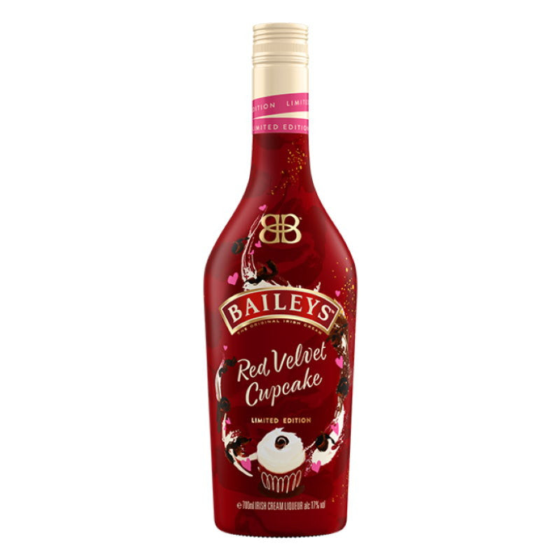 Baileys Red Velvet Cupcake Limited Edition 700 ml