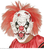 Masque latex clown tueur