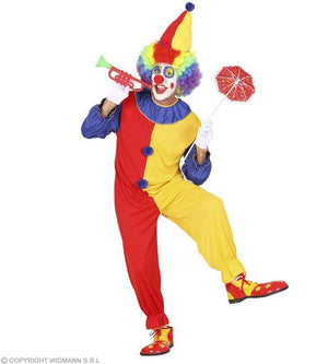 Costume adulte clown Small