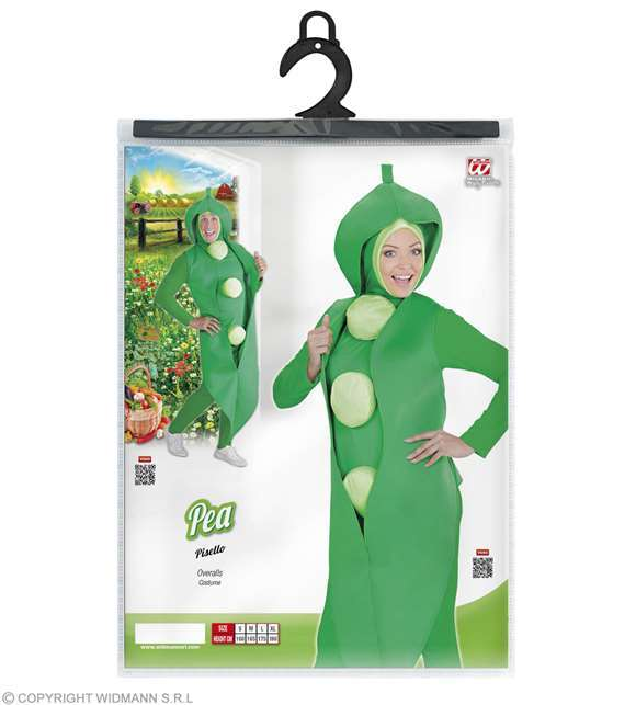 Costume adulte haricot