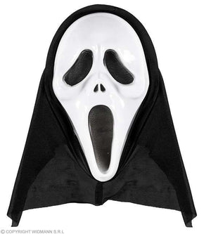 Masque Screaming Ghost
