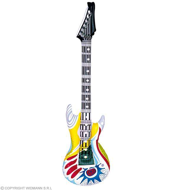 Guitare gonflable 107 cm