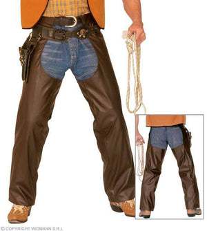Costume adulte pantalon de cow-boy