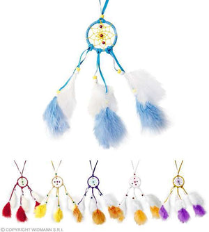 Collier indien dreamcatcher