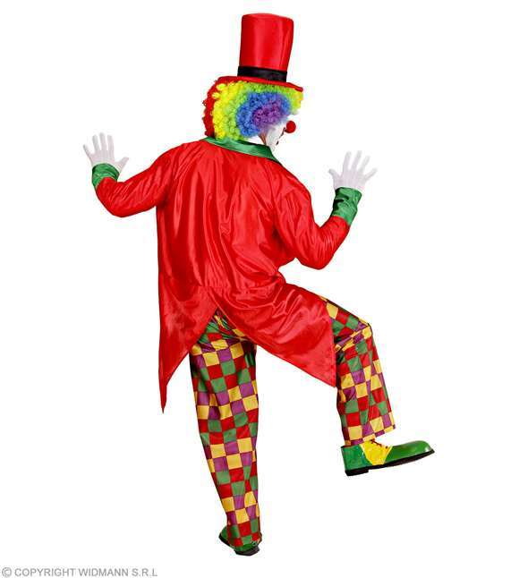 Costume adulte clown
