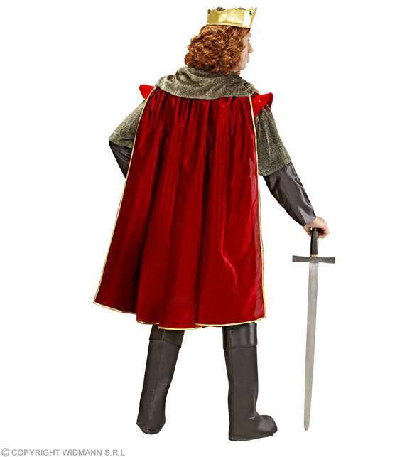 Costume adulte roi chevalier