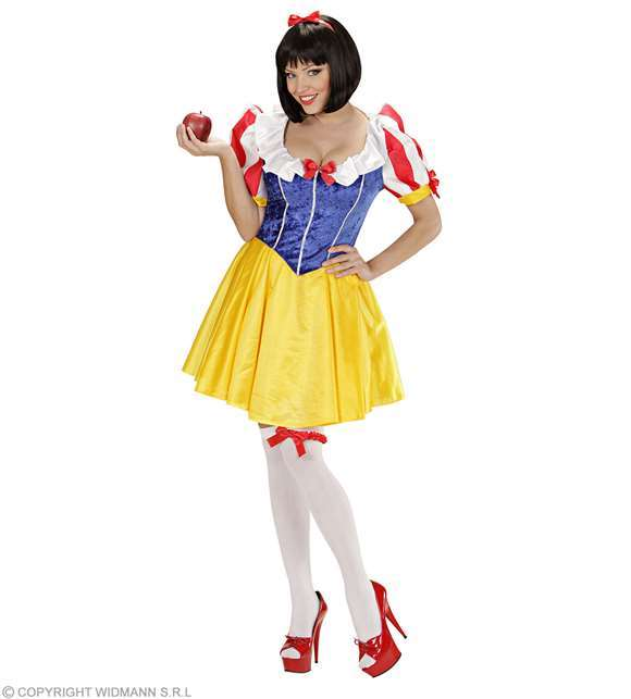 Costume adulte Blanche-Neige