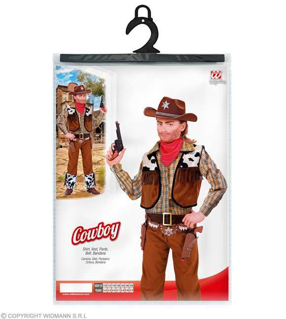 Costume enfant cow-boy