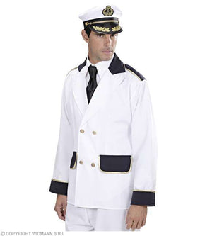 Costume adulte veste de capitaine