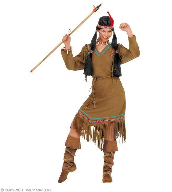 Costume adulte indienne cheyenne